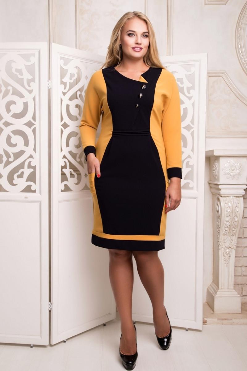 Купить Нарядное Платье 54