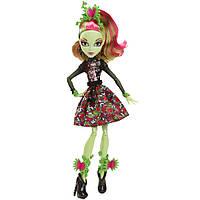 Кукла Монстр Хай Monster High Gloom 'n Bloom Venus McFlytrap Doll (Matell)