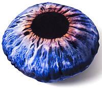 Подушка круглая плюшевая