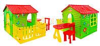 Акция!Домик Garden House столик + тераса