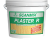 Фасадная декоративная штукатурка SCANMIX  PLASTER R  зерно 2,0 - 2,5 мм        25 кг  акрил