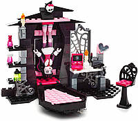 Конструктор Мега Блок Mega Bloks Monster High Draculaura's Vamptastic Room Building Set