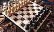Шахматный стол резной, фото 4