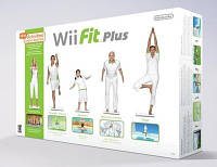 Wii Balance Board + Wii Fit Plus, фото 1