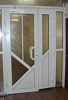 Купть двери металлопластиковые в Херсоне с доставкой и монтажом