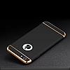 Чехол-накладка 3 в 1 для iPhone 6/6S plus черный