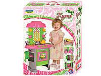 Игровой набор детская Кухня 8 Технок висота 82 см