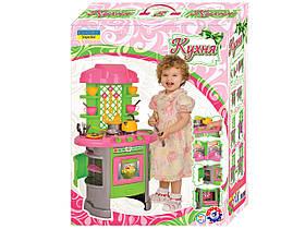 Игровой набор детская Кухня 8 Технок высота 82 см