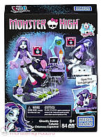Конструктор Мега Блок Mega Bloks Monster High Ghostly Gossip Column Building Kit