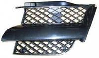 Решетка радиатора для Mitsubishi Outlander '03-07 правая (Tempest)