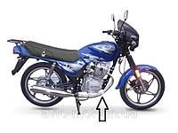 Двигатель мотоцикла Viper СВ-150 см3