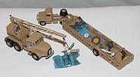 """Модели грузовиков 1:72. Британские грузовики """"Guy 6WD CAW"""" и """"Guy 4WD CAW"""". 2-ая мировая война."""