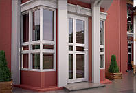 заказать двери пвх в Херсоне с доставкой и монтажом