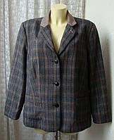 Пиджак теплый шерсть Clarina р.54-56 7280