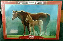 Пазли Castorland 500шт. 50871 Тварини