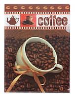 """Папка-уголок Leo """"Coffee break"""" 490645"""