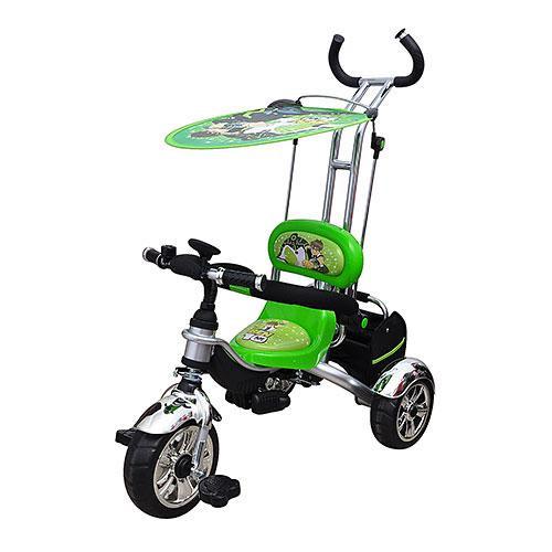 Велосипед коляска трехколесный 5342 BenTen, колеса EVA Foam