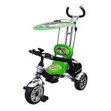 Велосипед коляска трехколесный 5342 BenTen, колеса EVA Foam с родительской ручкой