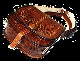 Сумка кожаная - охотничья , фото 10