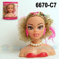 "Набор Парикмахер манекен кукла ""Belle"""