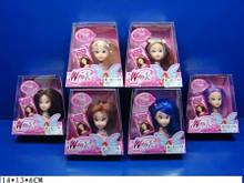 Манекен кукла Winx, высота куклы 10см