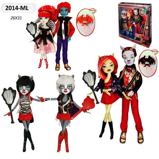 """Кукла """"Monster High 2014М 2в1"""