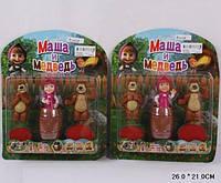 Куклы фигурки Маша и Медведь 12024
