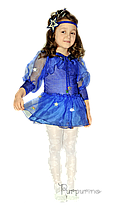 Детский карнавальный костюм НОЧНАЯ ЗВЕЗДОЧКА код 9219