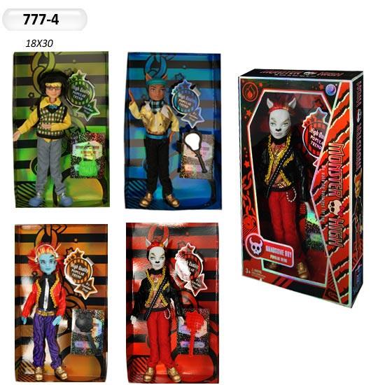 """Кукла """"Monster High 777-4 Boys"""