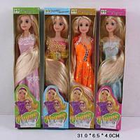 Кукла Принцесса Рапунцель 4-вида