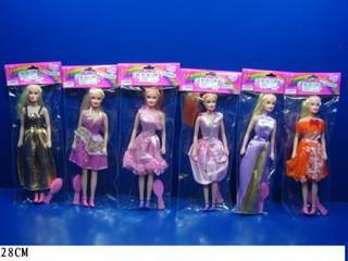 Кукла типа Барби 8016Д пакет