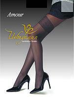Колготки с имитацией чулка Amour
