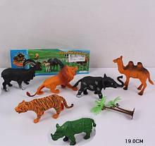 Дикі Тварини 06Д-1 звірі