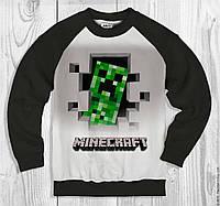 Свитшот-реглан Minecraft 2