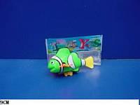 Водоплавающая рыбка Клоун заводная