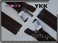Металл YKK 70cm 141 шоколад 1 бег №5 антик