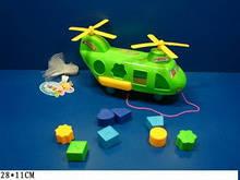 Каталка А6-2 Вертоліт логіка сортер на мотузці
