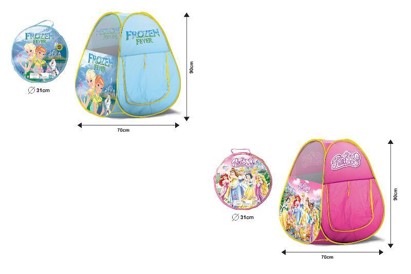 Палатка детская 011/2 Принцессы 70*90 см