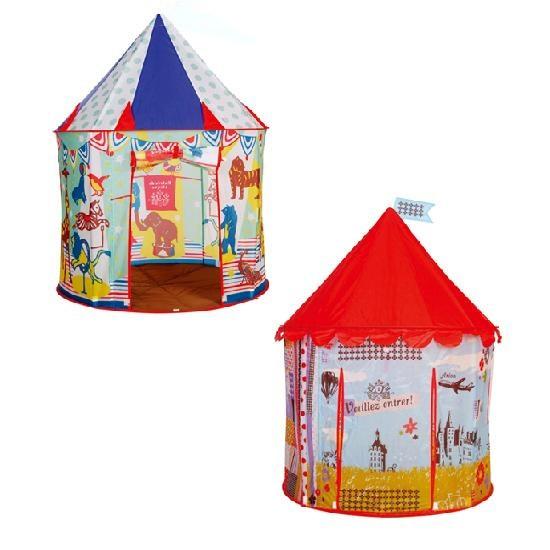 Палатка детская 038 Цирк 100*135