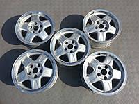 Оригинальные литые диски Audi R15 5x112 ET 45 7J