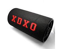Мощная портативная акустика XDXQ 5 (колесо): RCA стерео вход, USB 2.0, пульт ДУ, НЧ 40-250 Гц