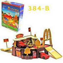 Паркинг автотрек 384в Макдональдс