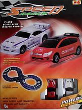 АвтоТрек гонки трасса 240см, от сети 220V