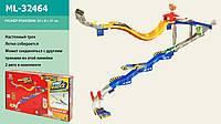 АвтоТрек инерционный гонки настенный 32464 типа Хот Вилс Hot Wheels