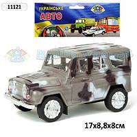 11121 Машина инерционная УАЗ