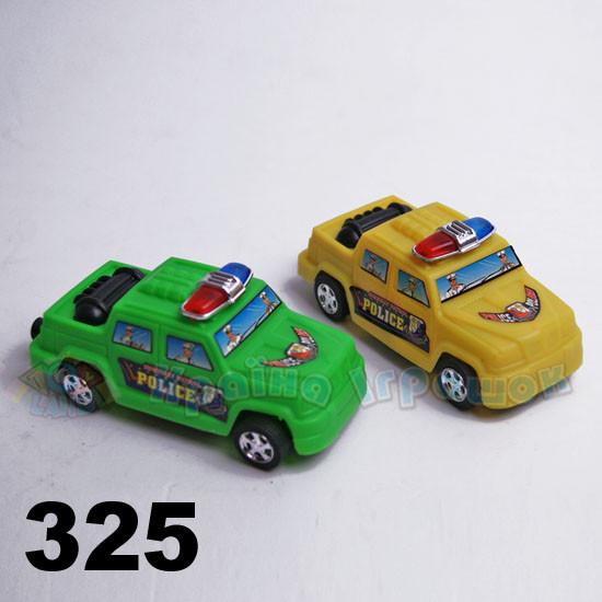 Машина инерционная Полиция 325 заводная