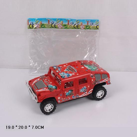 Машина инерционная джип 565-5 Хамер