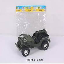 Джип инерционный 218 Военный