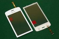 Тачскрин (сенсор) для Nokia C5-03, C5-01, C5-04, C5-06 (white) Качество