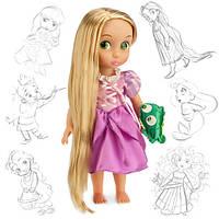 Кукла принцесса Рапунцель Дисней Аниматорс Disney Animators Rapunzel